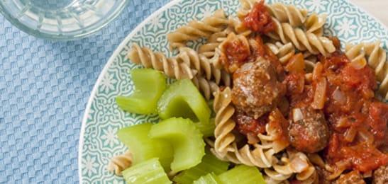 italiaanse pastasalade maken