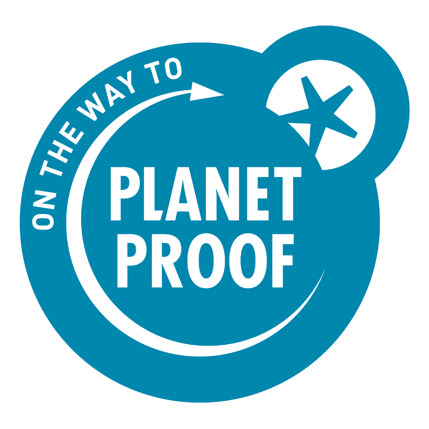 On your way to PlanetProof keurmerk