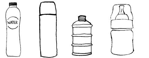 flesvoeding klaarmaken