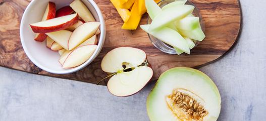 Elke dag 200 gram fruit is gezond!