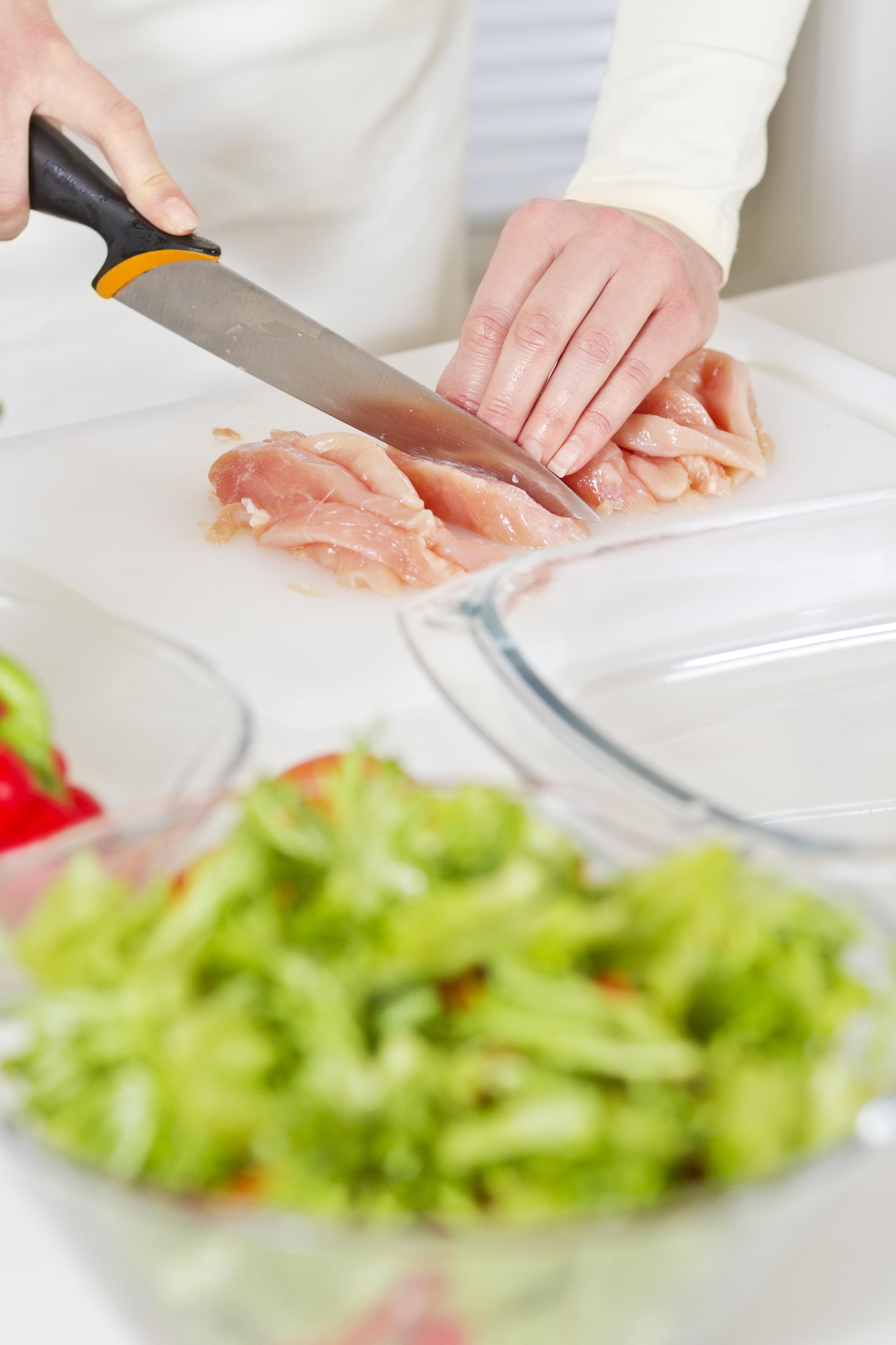 Voedselinfectie ontstaat meestal door slechte hygiëne.
